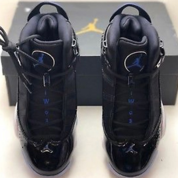 "the best attitude 8e3df 0fef3 Jordan 6 rings ""Space Jams"""